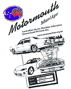 Motormouth Magazine - Bi-monthly